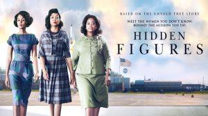 Hidden Figures Film Banner