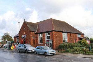 Exminster Victory Hall Photograph