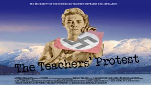 The Teachers' Protest Film Banner