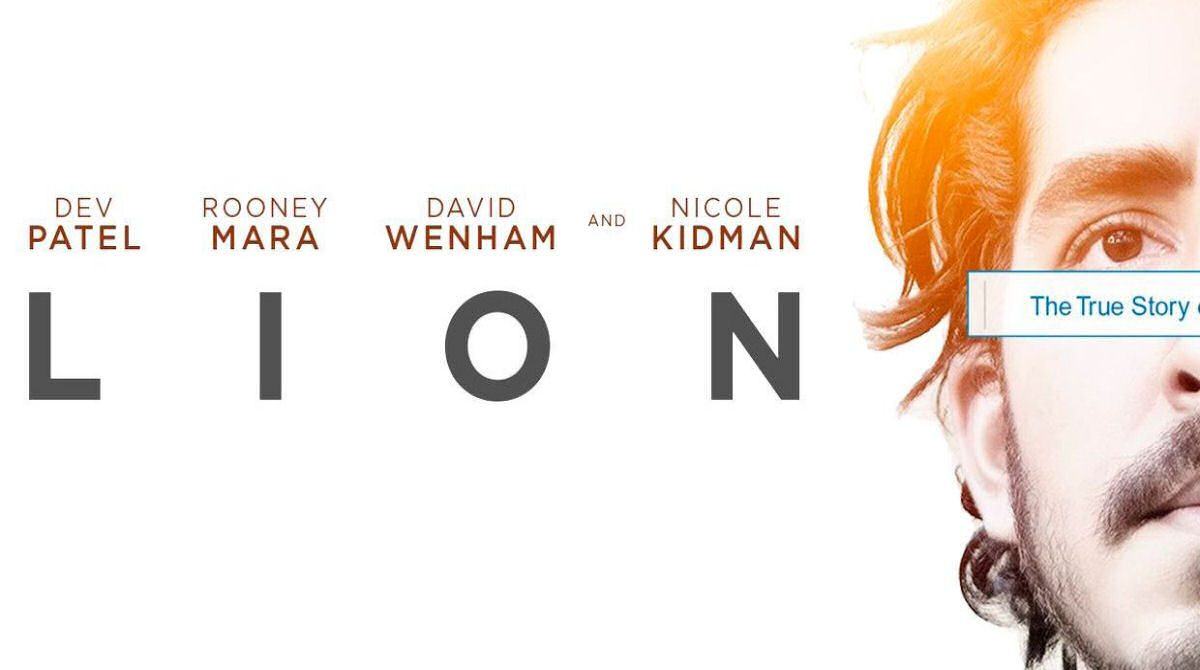 Lion Film Banner